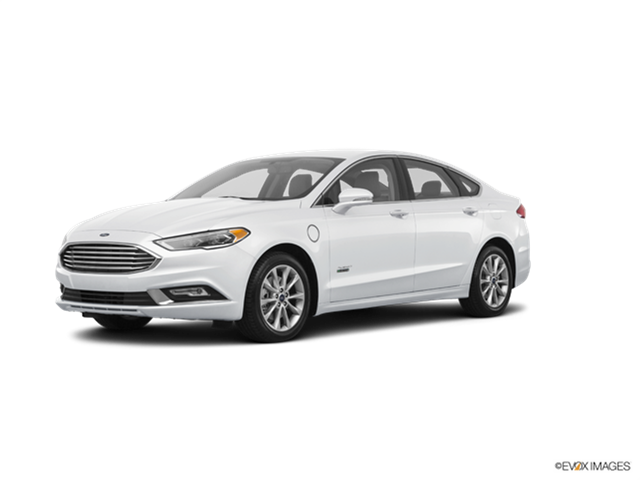New Car 2017 Ford Fusion Energi Plug-In Hybrid Platinum