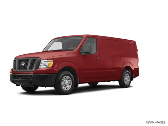 Top Consumer Rated Vans/Minivans of 2017 - 2017 Nissan NV1500 Cargo