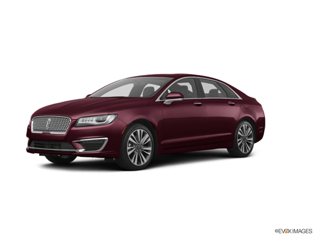 Best Safety Rated Luxury Vehicles of 2017 - 2017 Lincoln MKZ