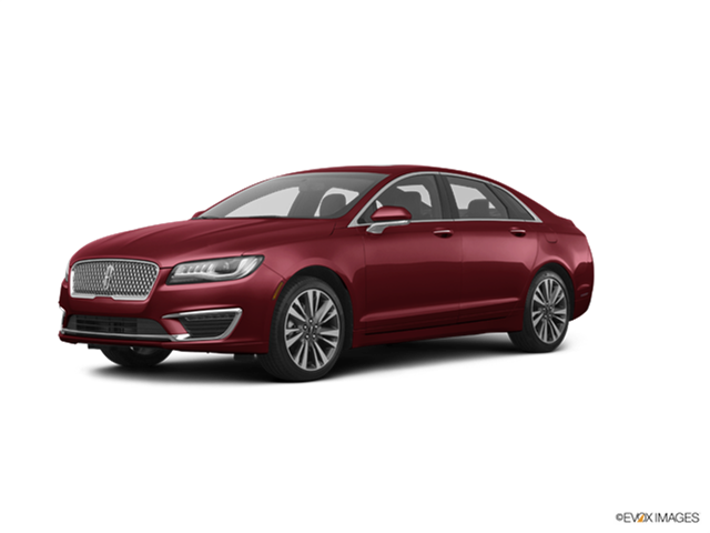 Best Safety Rated Sedans of 2017 - 2017 Lincoln MKZ