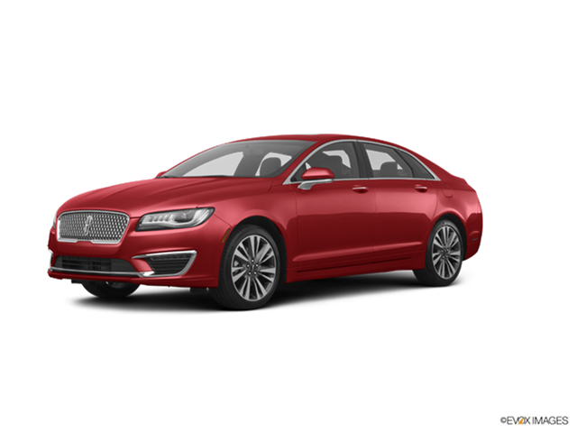 Best Safety Rated Luxury Vehicles of 2018 - 2018 Lincoln MKZ