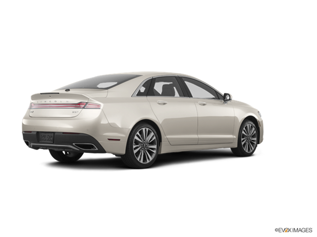 New Car 2017 Lincoln MKZ Premiere