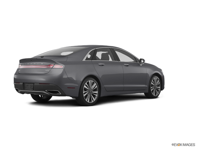 New Car 2018 Lincoln MKZ Premiere