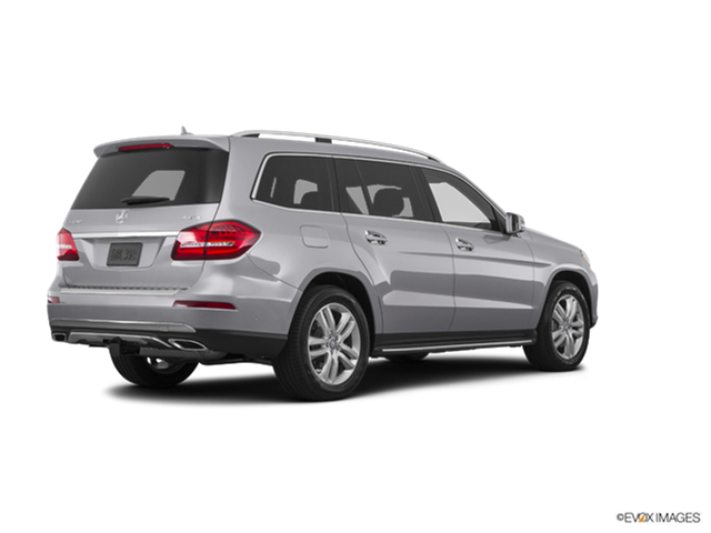 New Car 2018 Mercedes-Benz GLS GLS 450 4MATIC