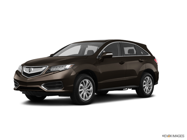 Best Safety Rated Crossovers of 2018 - 2018 Acura RDX
