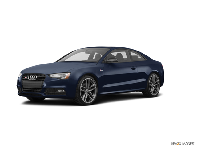 Top Consumer Rated Coupes of 2016 - 2016 Audi S5