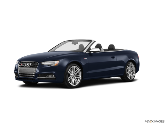 Most Popular Convertibles of 2016 - 2016 Audi S5