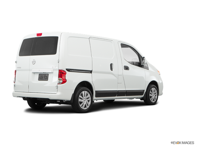 New Car 2017 Nissan NV200 SV