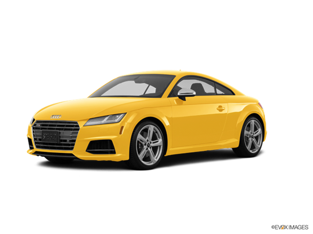 Top Consumer Rated Hatchbacks of 2018 - 2018 Audi TT