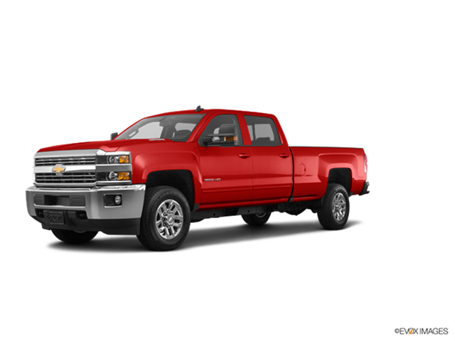 Top Consumer Rated Trucks of 2016 - 2016 Chevrolet Silverado 3500 HD Crew Cab