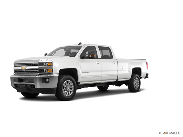 New Car 2018 Chevrolet Silverado 3500 HD Crew Cab Work Truck