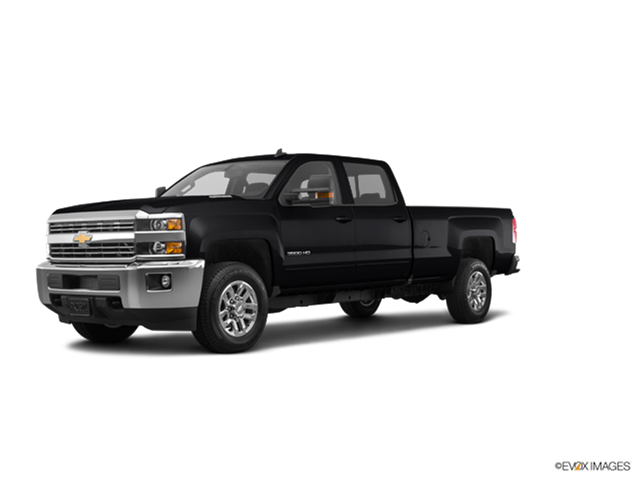New Car 2018 Chevrolet Silverado 3500 HD Crew Cab LT
