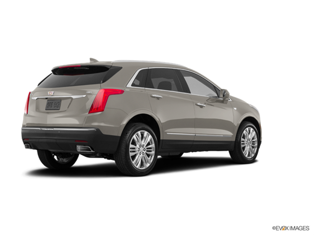 New Car 2017 Cadillac XT5 Luxury