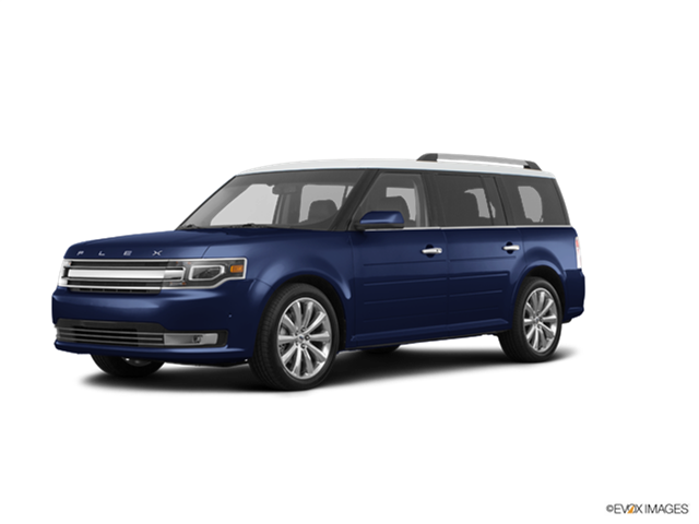 Most Popular Crossovers of 2016 - 2016 Ford Flex