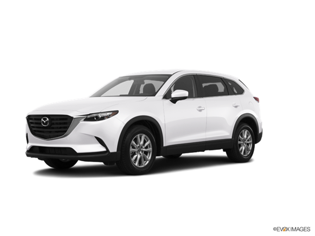 2018 Mazda Cx 9 Kelley Blue Book