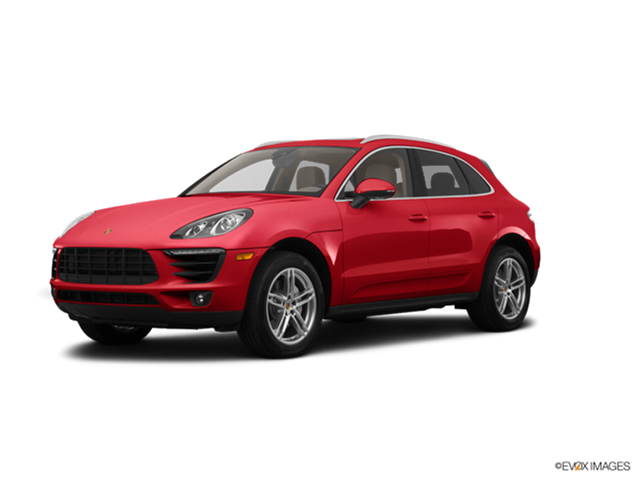 New Car 2018 Porsche Macan