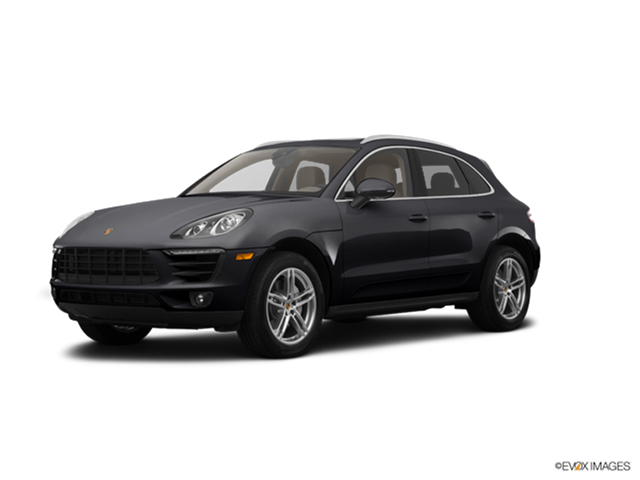 New Car 2018 Porsche Macan S