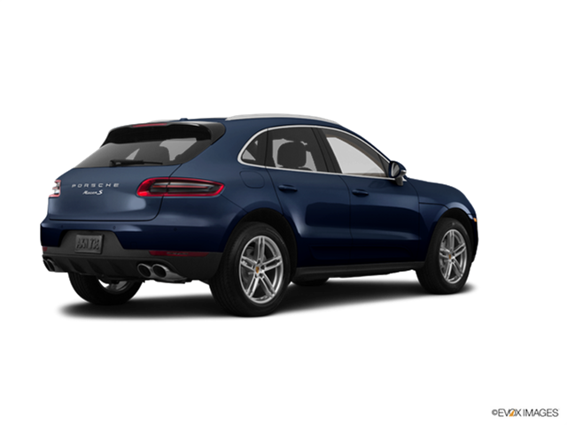 New Car 2017 Porsche Macan