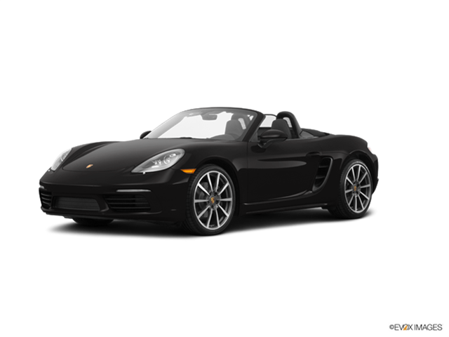 New Car 2017 Porsche 718 Boxster
