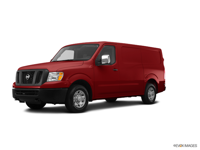 Top Consumer Rated Vans/Minivans of 2017 - 2017 Nissan NV3500 HD Cargo
