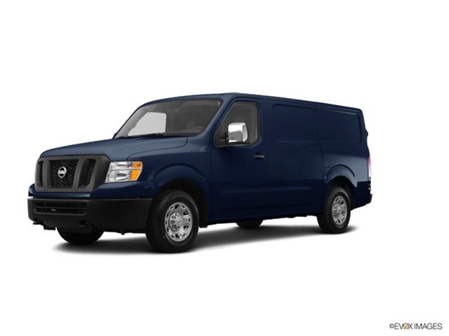 Top Consumer Rated Vans/Minivans of 2016 - 2016 Nissan NV2500 HD Cargo