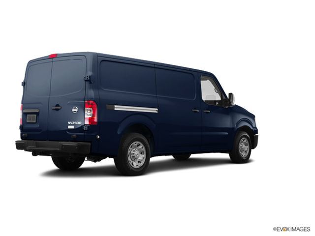 New Car 2017 Nissan NV2500 HD Cargo SL