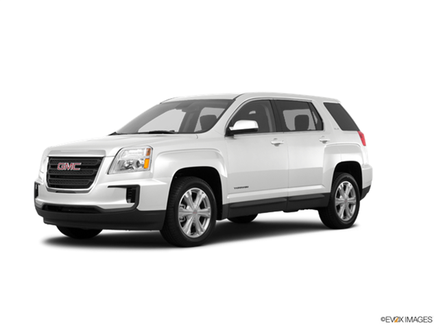 Most Popular Crossovers of 2017 - 2017 GMC Terrain