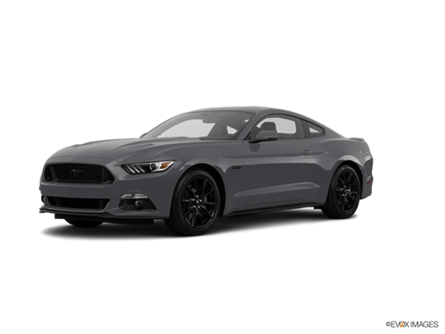 New Car 2017 Ford Mustang GT Premium