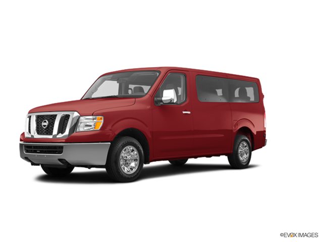 Top Consumer Rated Vans/Minivans of 2017 - 2017 Nissan NV3500 HD Passenger