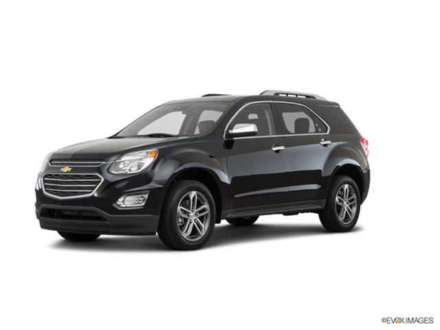 New Car 2017 Chevrolet Equinox Premier