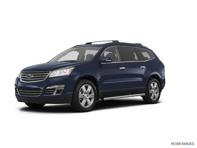Best Safety Rated Crossovers of 2017 - 2017 Chevrolet Traverse