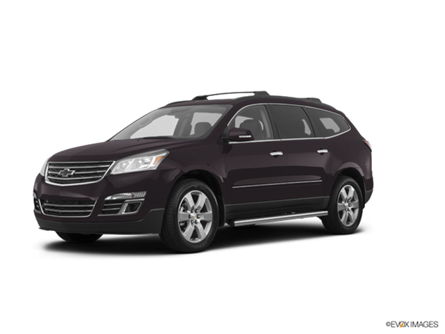 Most Popular Crossovers of 2017 - 2017 Chevrolet Traverse