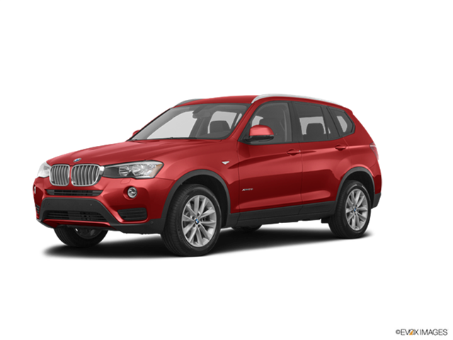 Best Safety Rated Luxury Vehicles of 2017 - 2017 BMW X3