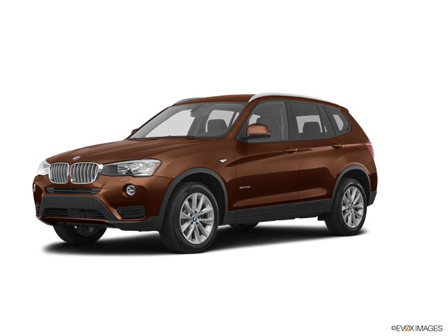 Best Safety Rated SUVs of 2017 - 2017 BMW X3