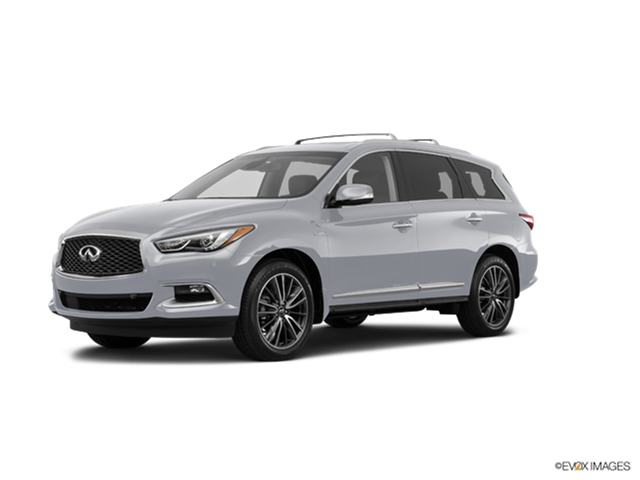 Best Safety Rated Hybrids of 2016 - 2016 INFINITI QX60