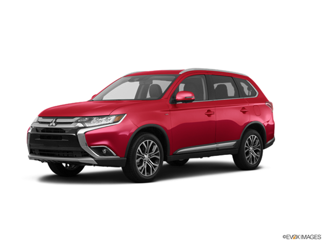 Best Safety Rated SUVs of 2017 - 2017 Mitsubishi Outlander