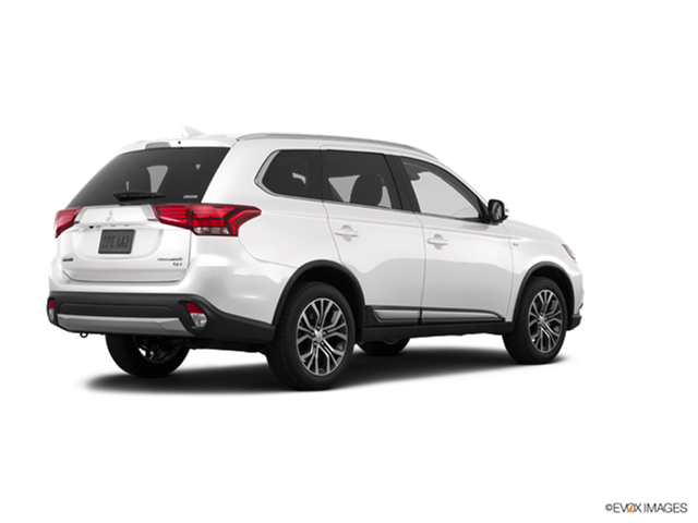 New Car 2017 Mitsubishi Outlander GT