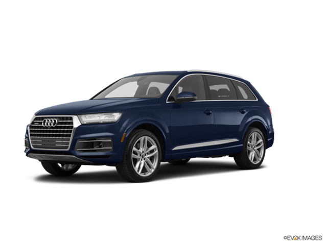 Best Safety Rated Luxury Vehicles of 2018 - 2018 Audi Q7