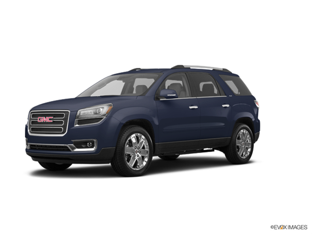 Most Popular SUVs of 2017 - 2017 GMC Acadia Limited