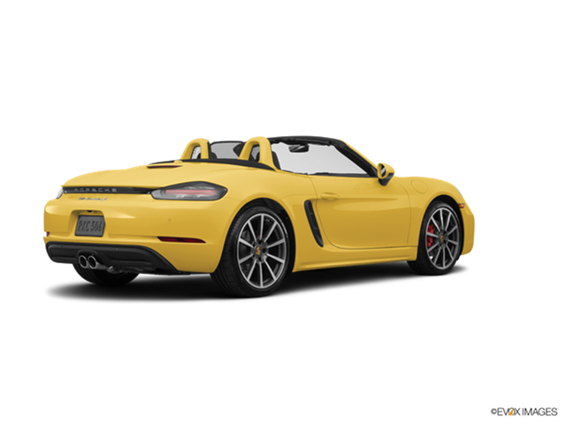 New Car 2019 Porsche 718 Boxster S