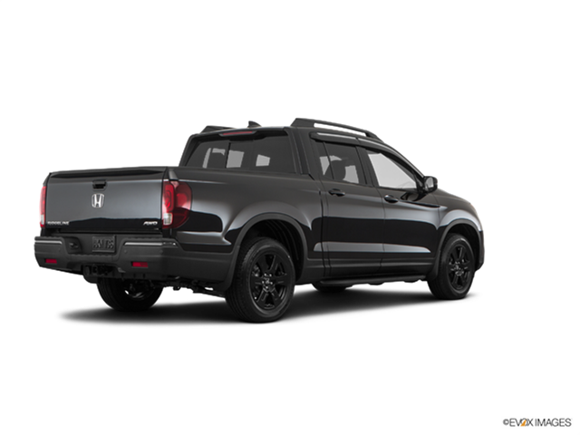 New Car 2017 Honda Ridgeline Black Edition