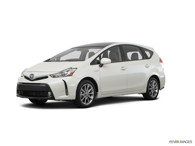 New Car 2017 Toyota Prius v Five