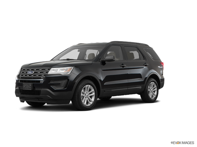 New Car 2017 Ford Explorer