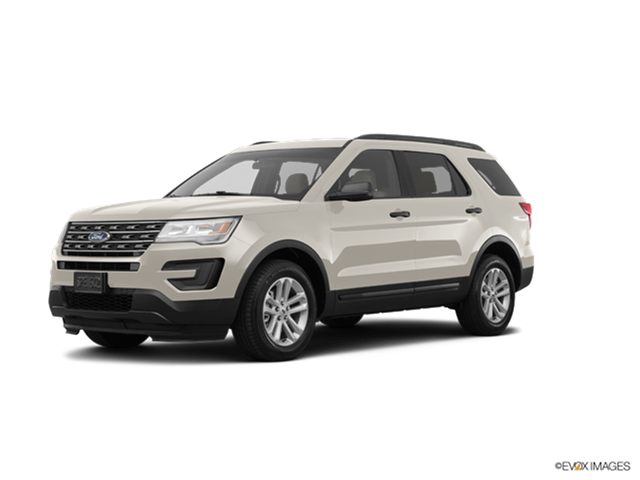 New Car 2017 Ford Explorer Limited