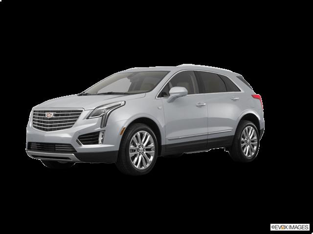 New 2018 Cadillac Xt5 Platinum
