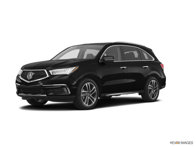 New Car 2017 Acura MDX