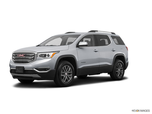 New Car 2018 GMC Acadia SLT-1