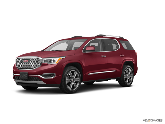 New Car 2017 GMC Acadia Denali