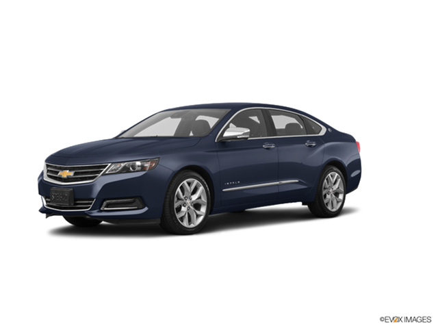 Best Safety Rated Sedans of 2017 - 2017 Chevrolet Impala