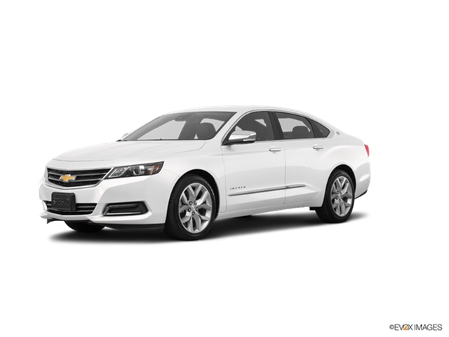 New Car 2017 Chevrolet Impala LT